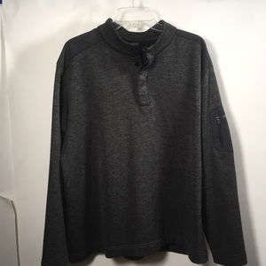 Greg Norman long sleeve pullover